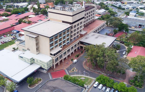 Redcliffe Hospital
