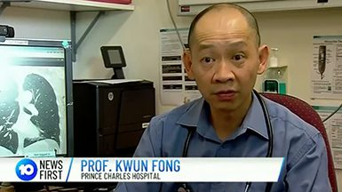 TPCH researchers turning the tides on lung cancer