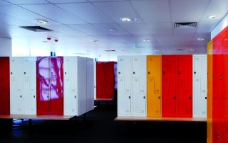 RBWH Cycle Centre - lockers